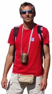 Milan Marsic : guide de montagne slovène francophone diplomé dÉtat, organisateur de randonnées en Slovénie et Croatie randonnee-slovenie.com